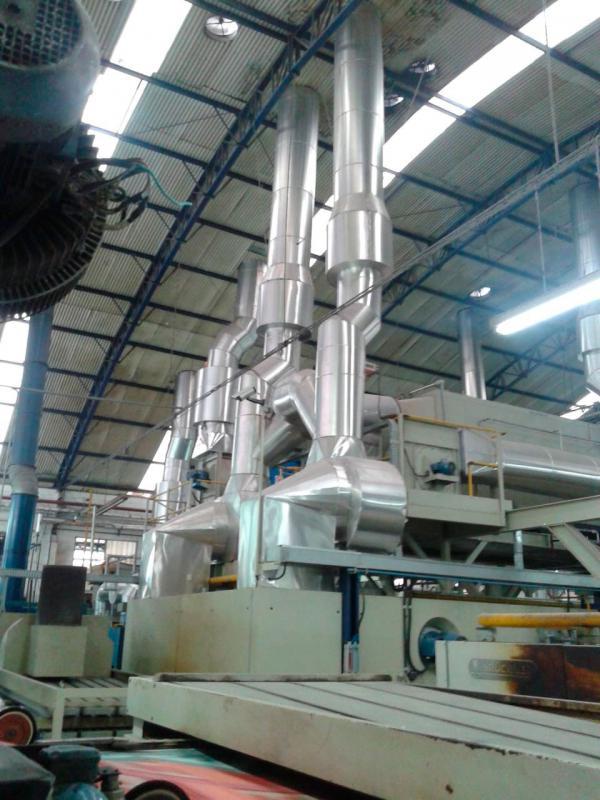 Fabrica de exaustores industriais