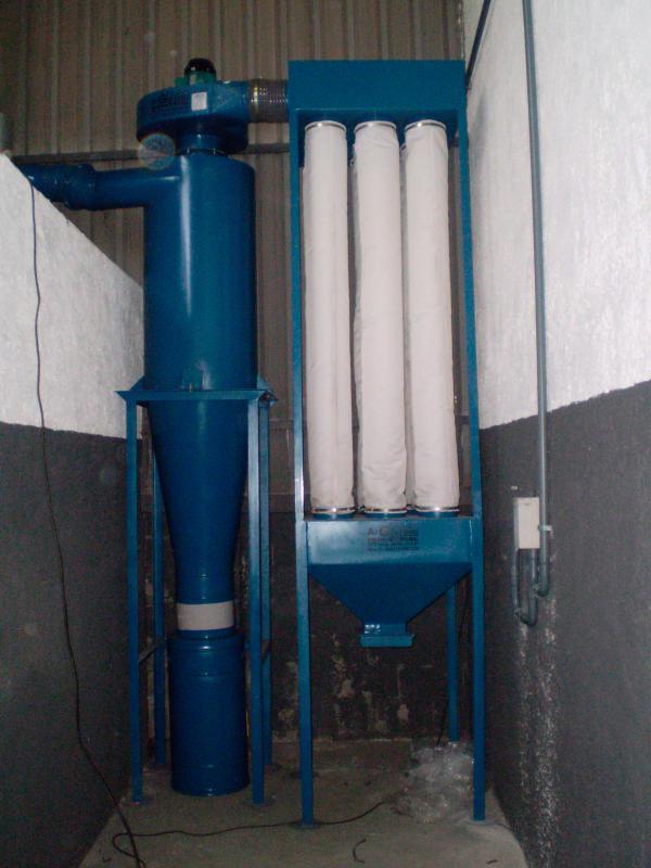 Fabricante de filtro de manga