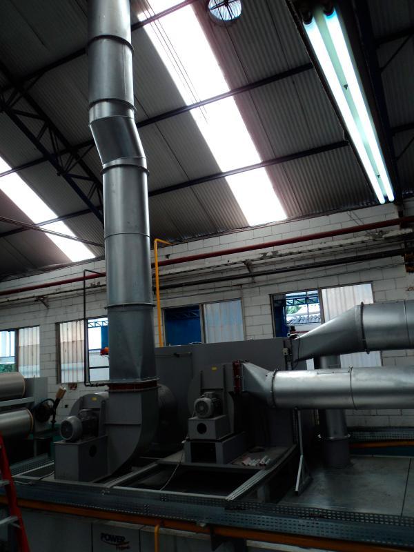 Empresa de tubulação industrial