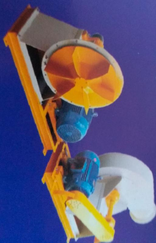 Exaustor centrifugo radial