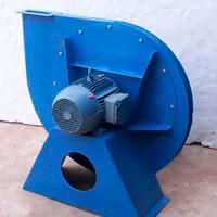 Ventilador centrífugo alta pressão