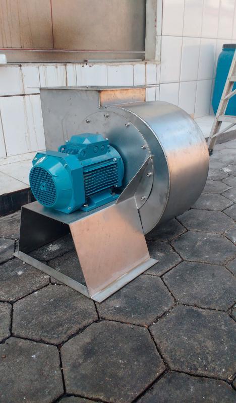 Ventilador centrifugo sp