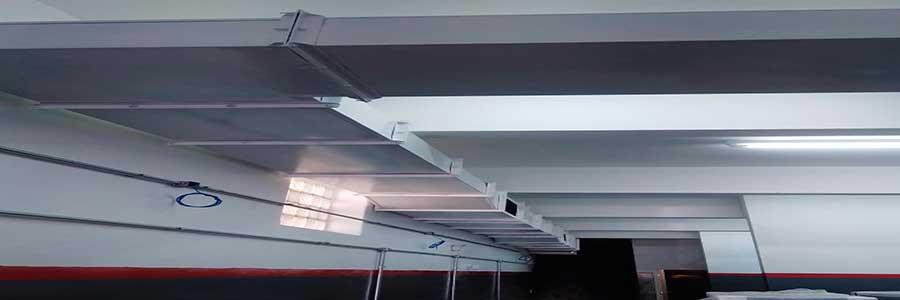 sistema de insuflador de ar